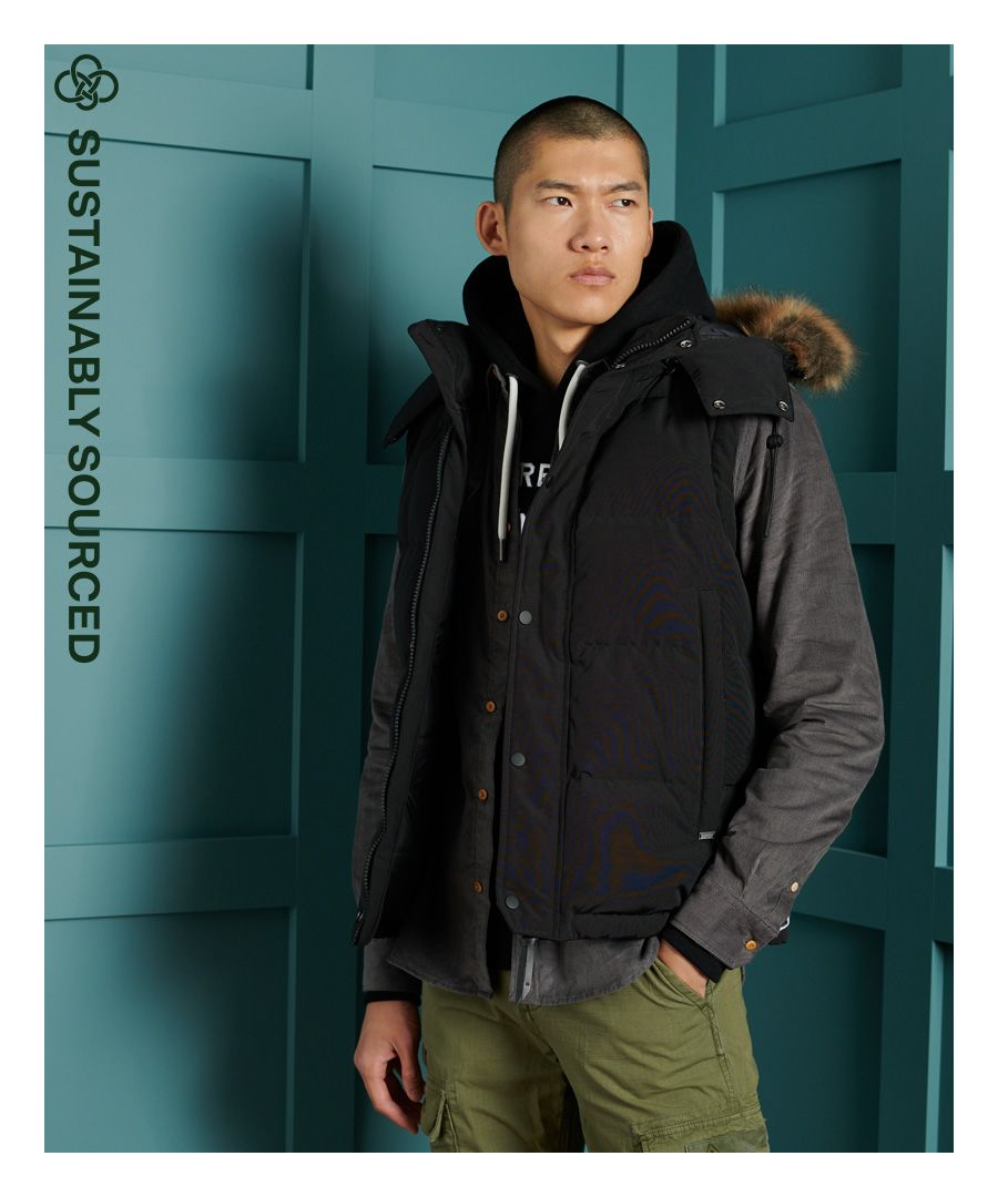Image for Superdry Rookie Down Gilet