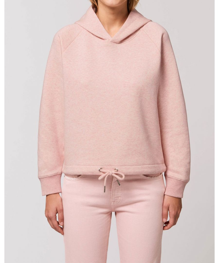 Image for Udana Women's Cropped Hoodie in Pink