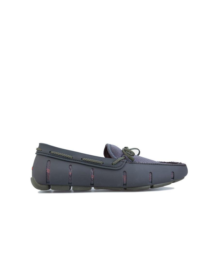 Image for Men's Swims Braided Lace Loafer In Grey