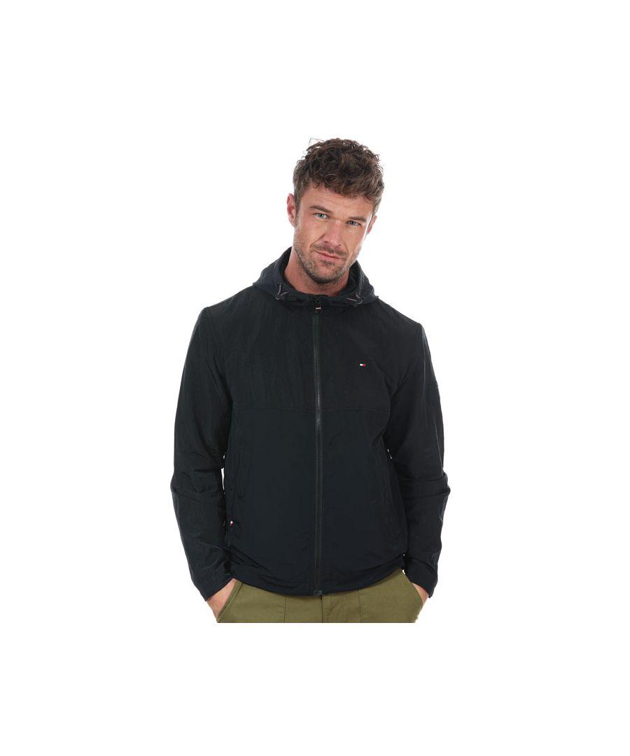 Image for Men's Tommy Hilfiger Lightweight Jacket in Navy