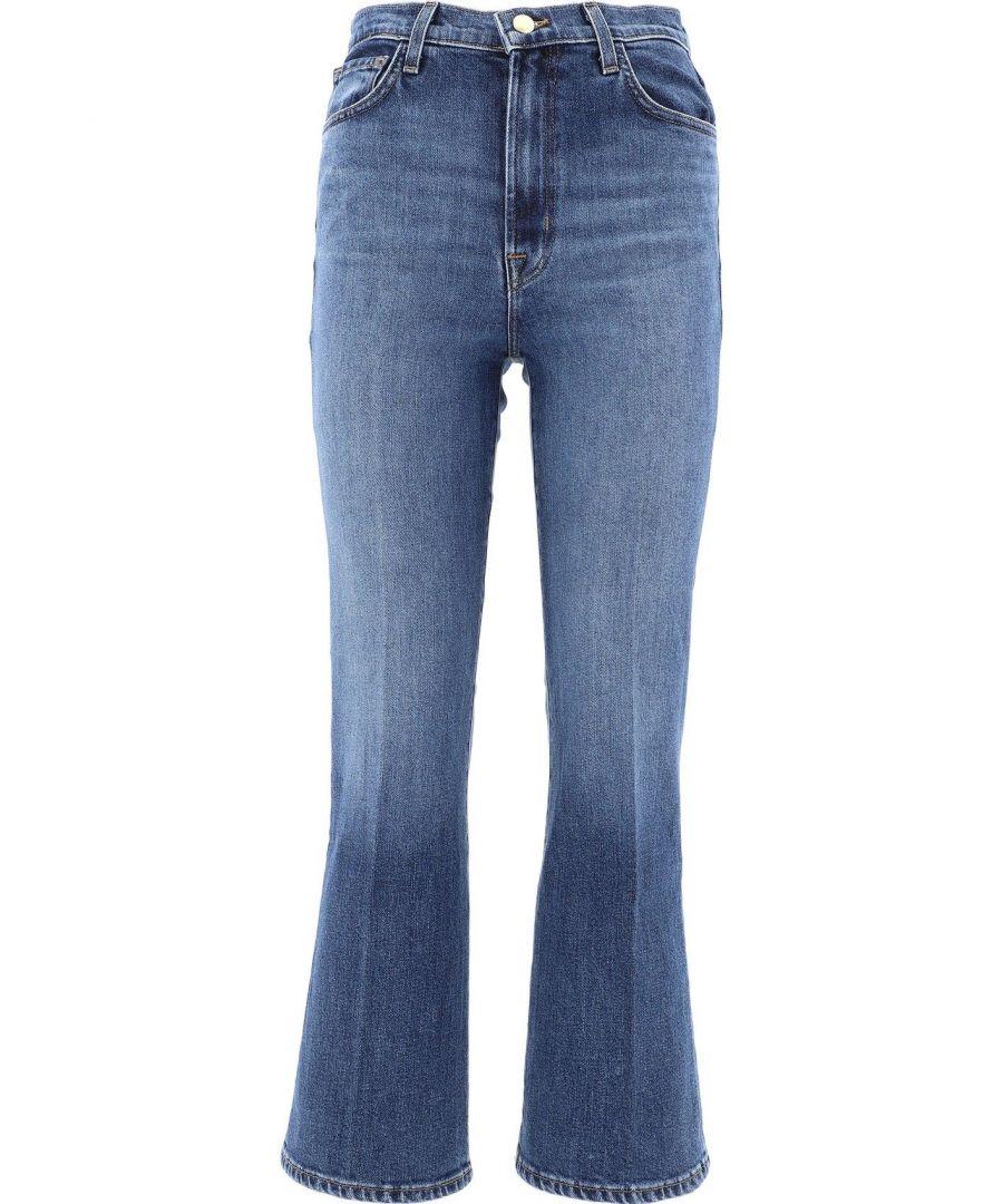 Image for J BRAND WOMEN'S JB002679J45722 BLUE COTTON JEANS