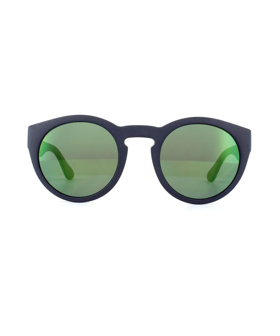 Image for Tommy Hilfiger Sunglasses TH 1555/S RNB Z9 Blue Green Mirror