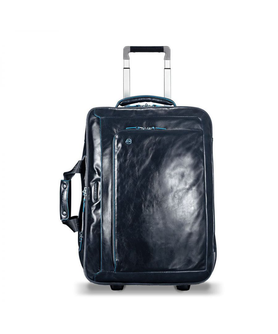 Image for Blue Square Laptop Trolley Piquadro BLU 2