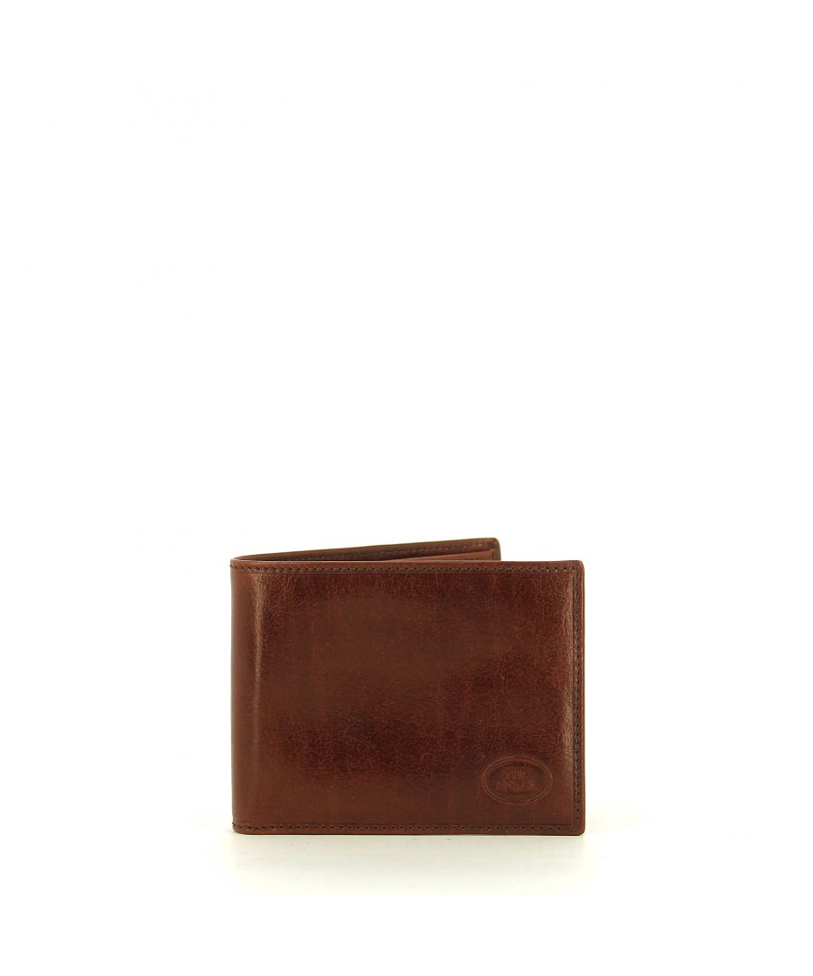 Image for Men Wallet Story with portemonnaie The Bridge CUOIO