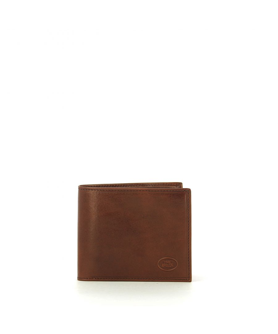 Image for Man Wallet with ID comp. Story The Bridge CUOIO