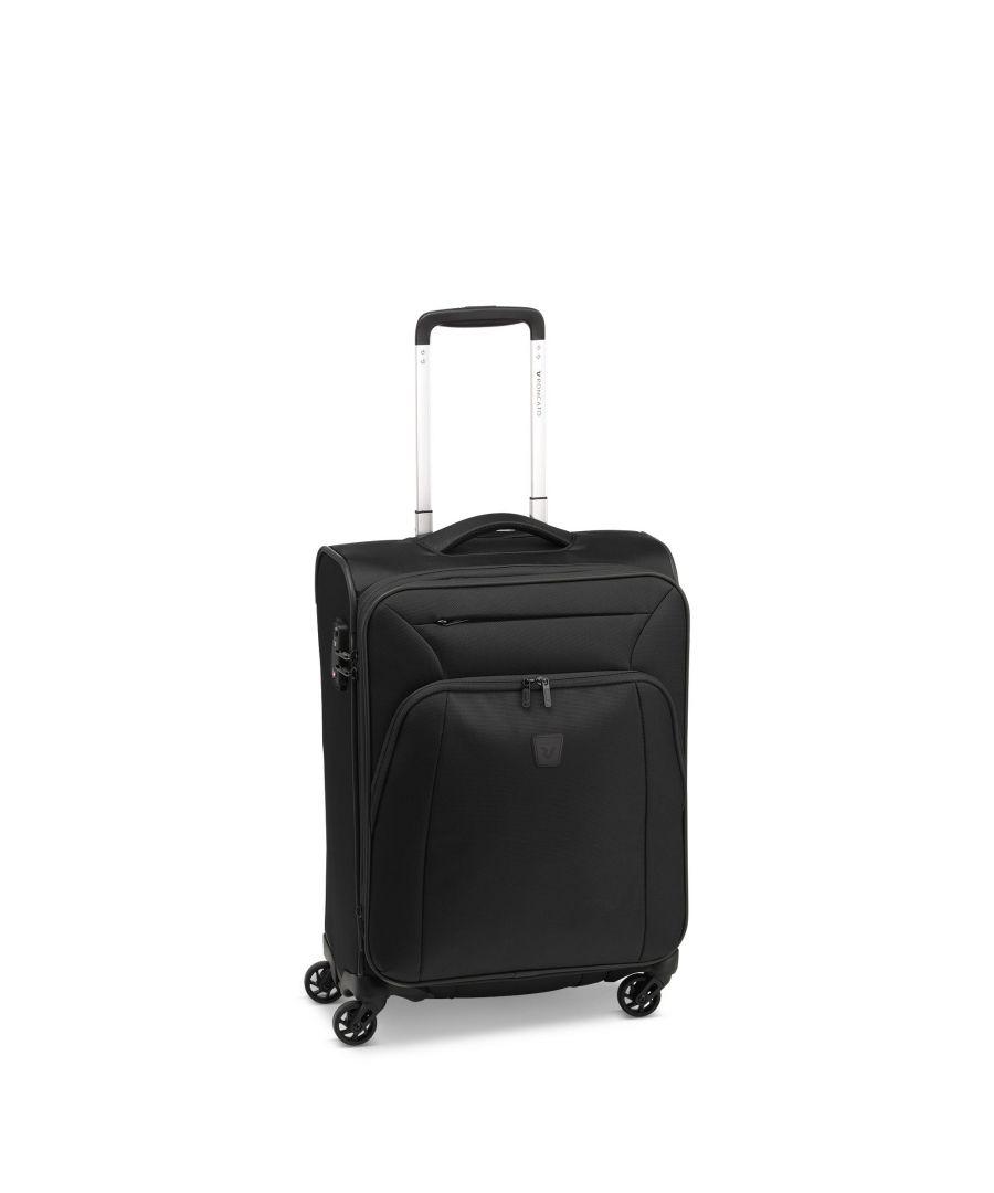 Image for Trolley Cabin Case Element 55/20 Roncato NERO