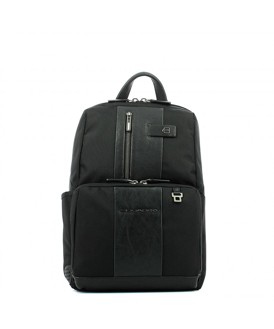 Image for Computer backpack Brief 14.0 Connequ Piquadro NERO