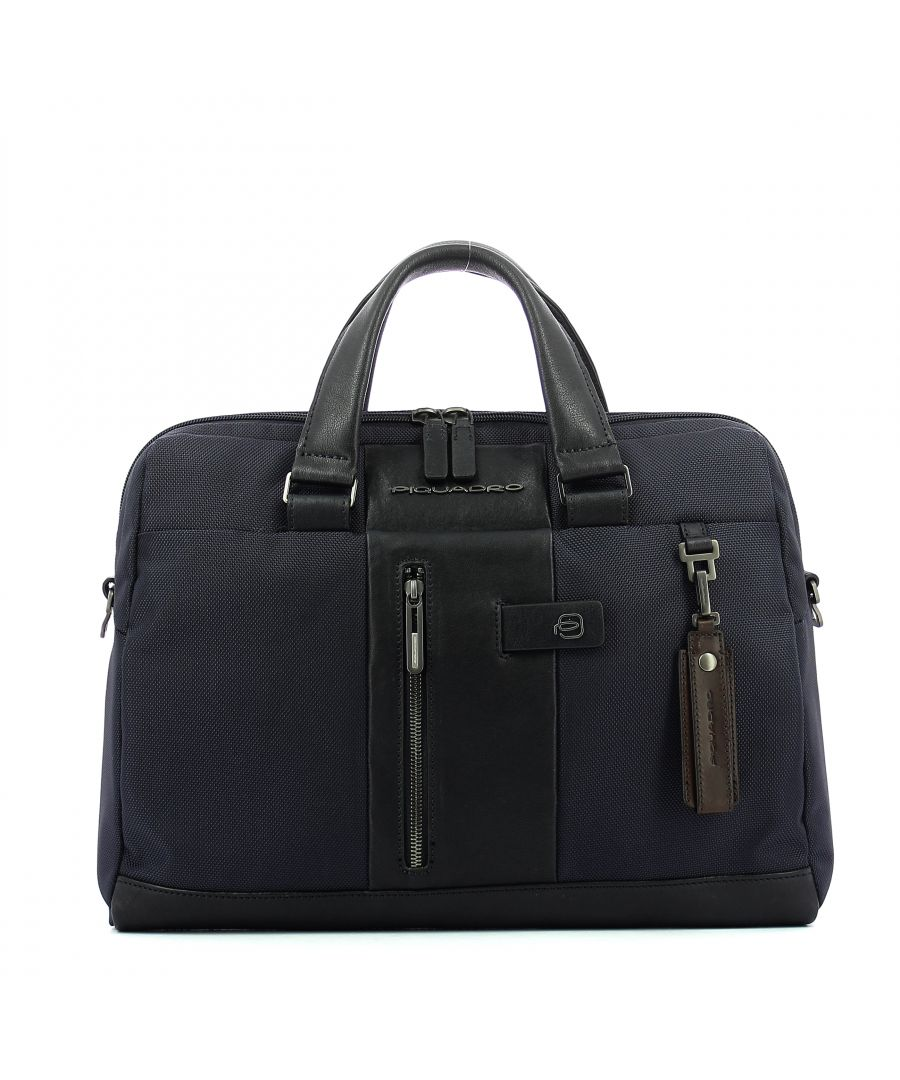 Image for Computer briefcase Brief Connequ 14.0 Piquadro BLU
