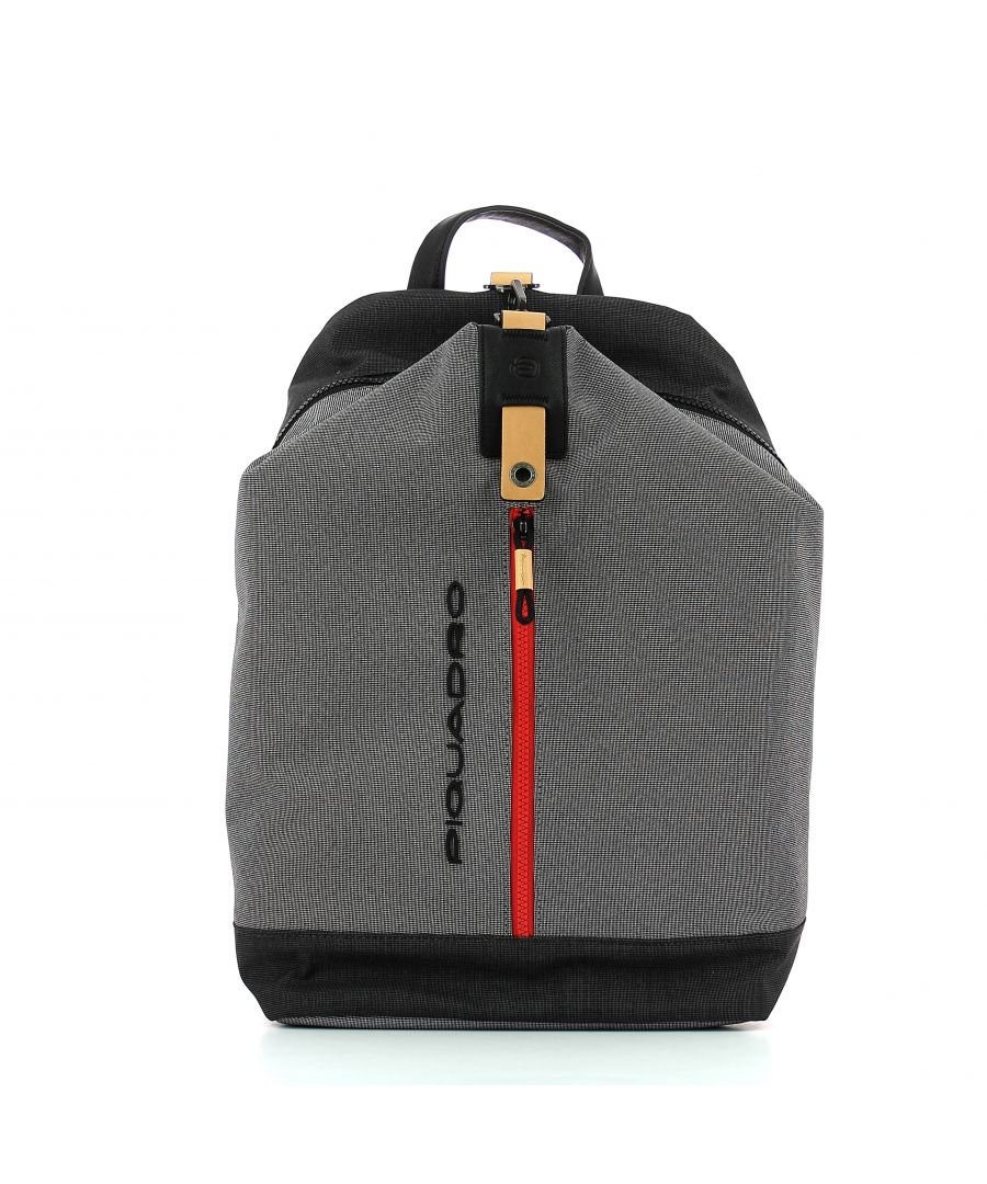 Image for Computer backpack Blade 14.0 Piquadro GRIGIO