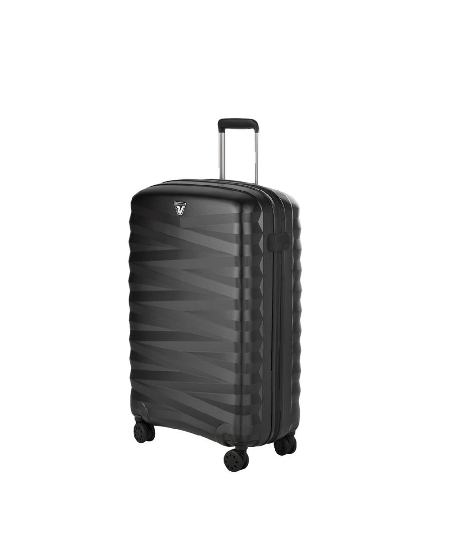 Image for Trolley M 71 cm Zeta Roncato NERO/NERO