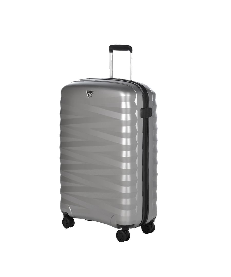 Image for Trolley M 71 cm Zeta Roncato NERO/SILVER