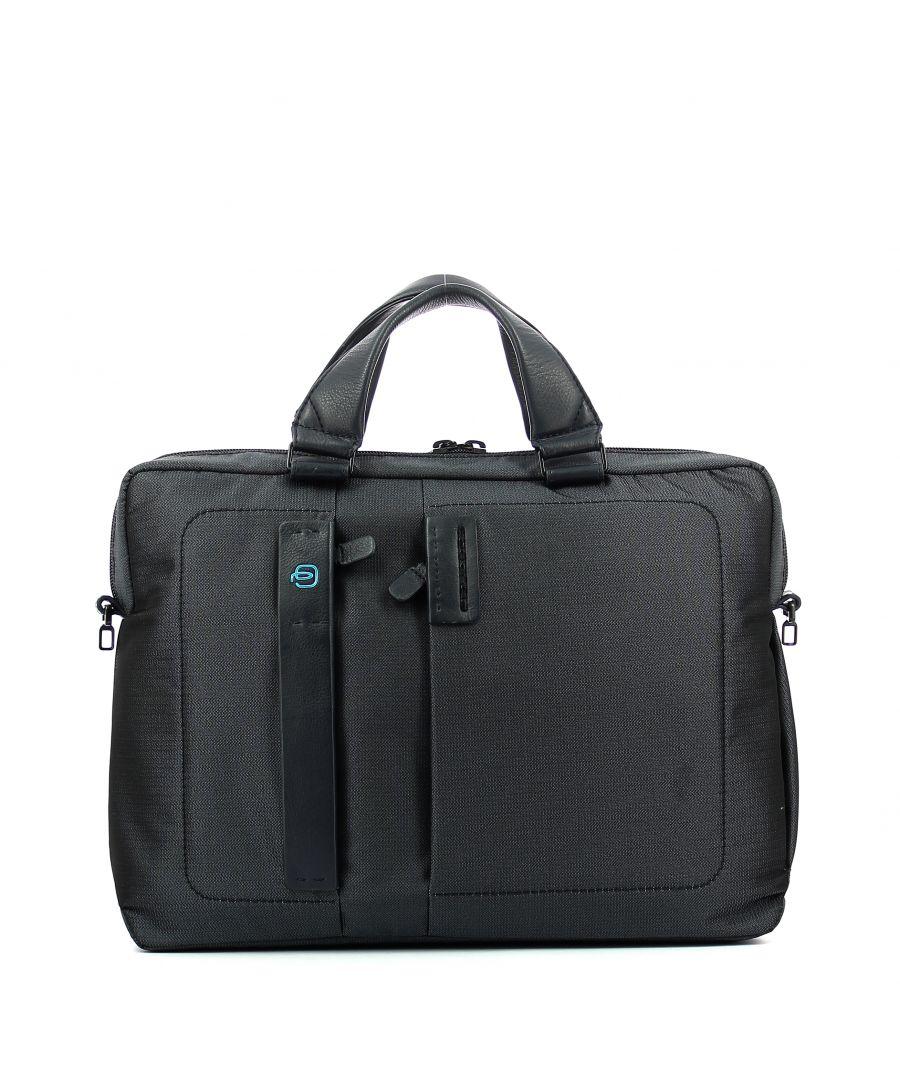 Image for Computer briefcase P16 Connequ 14.0 Piquadro CHEV BLU