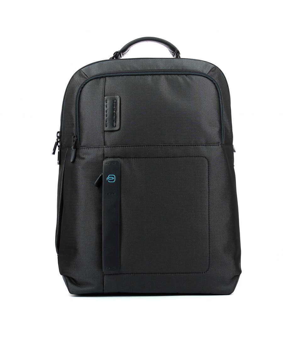 Image for Large computer backpack P16 15.6 Connequ Piquadro CHEV BLU