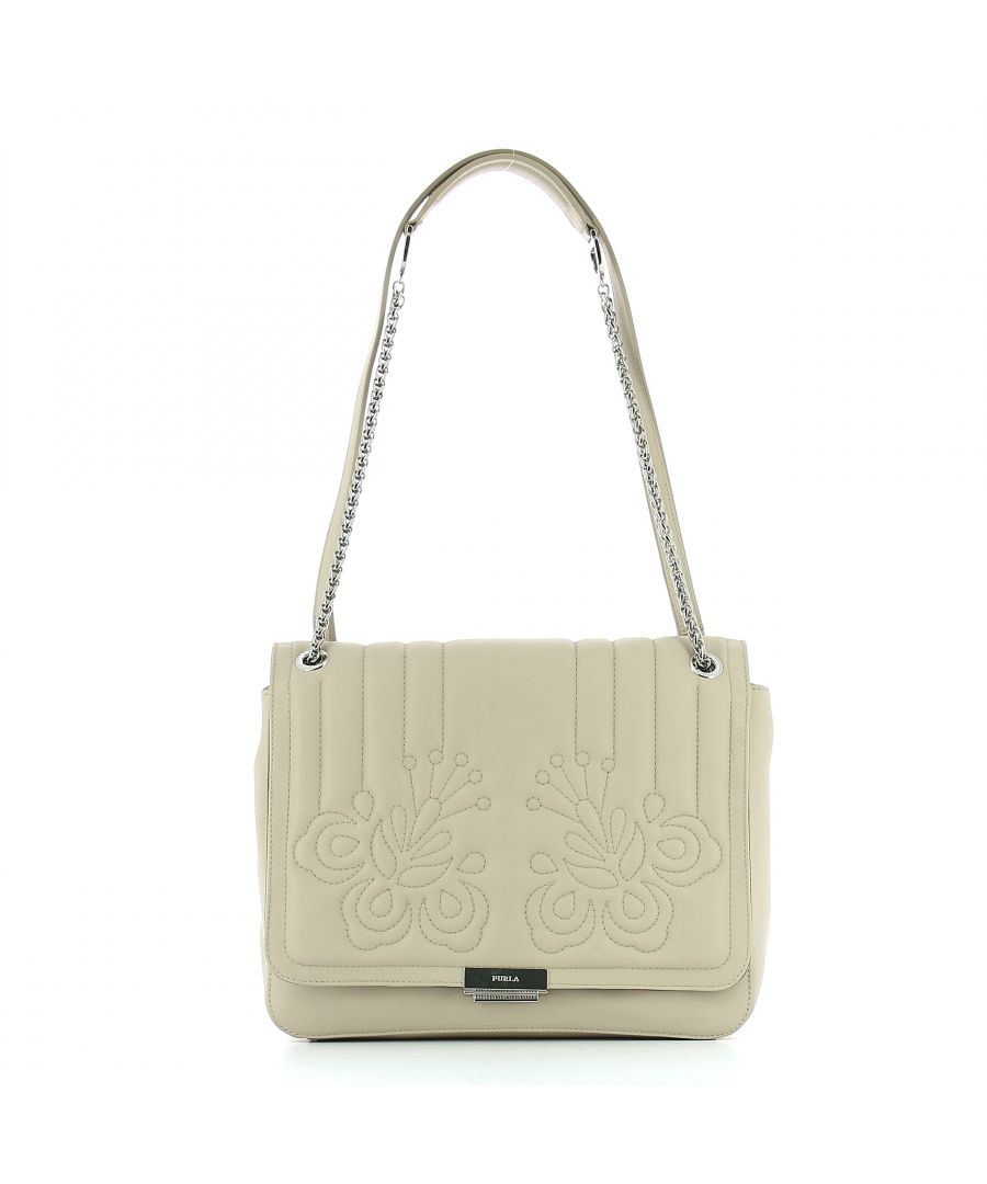 Image for Shoulderbag Deliziosa M Furla VANIGLIA d