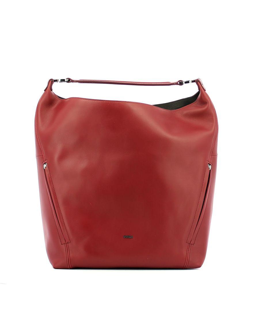 Image for Hobo Bag Lady M Furla CILIEGIA d