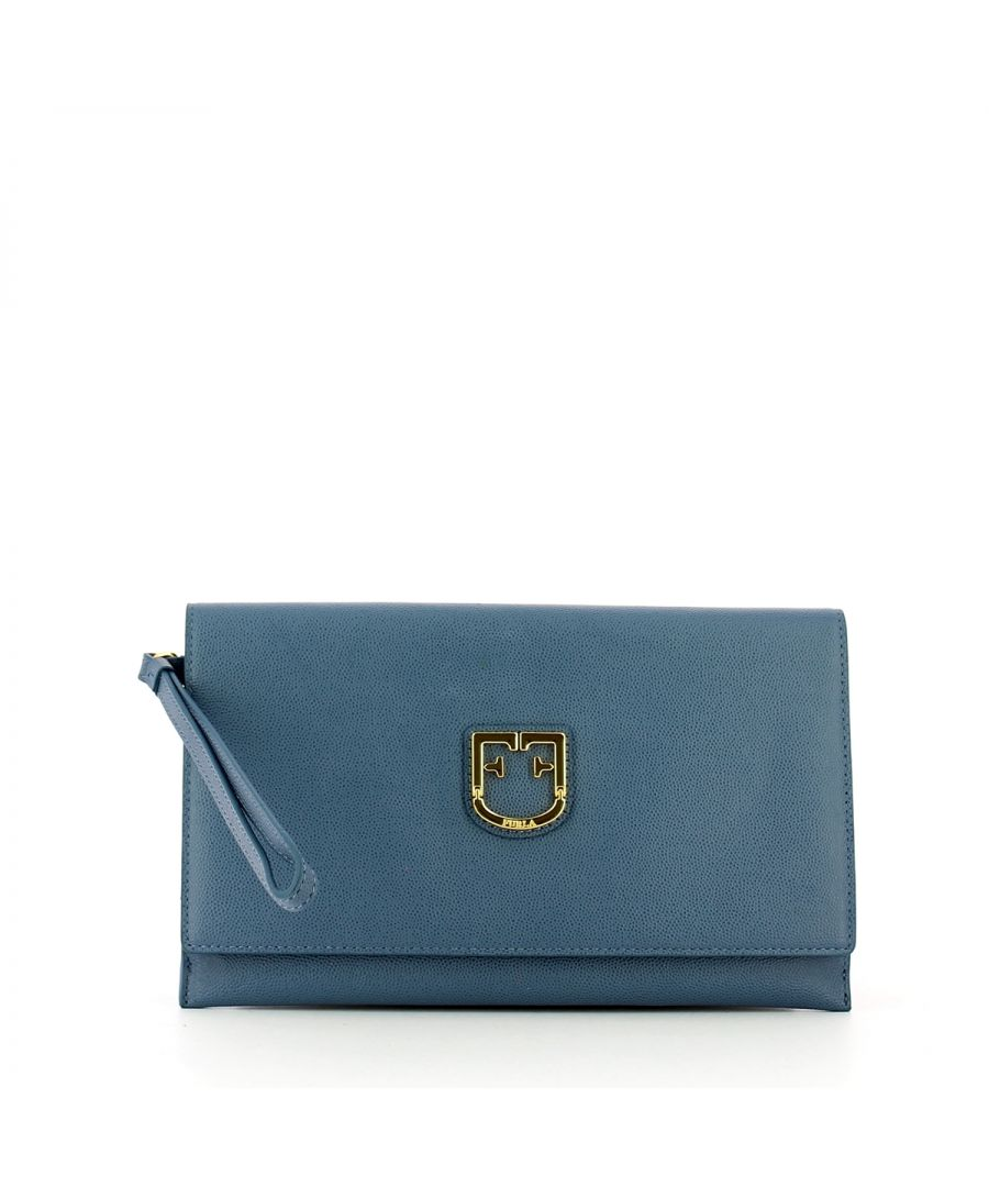 Image for Belvedere XL Envelope Furla COLOR PIOMBO f