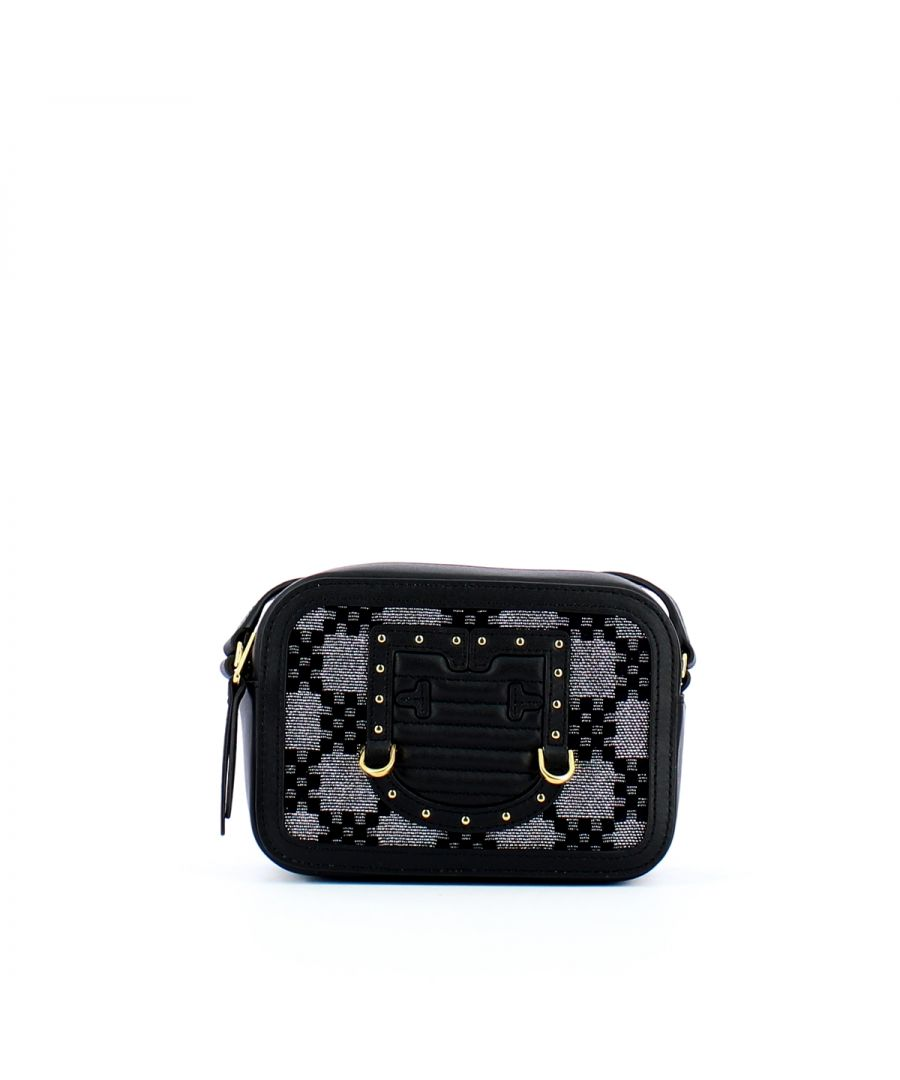 Image for Fortezza M Crossbody Pouch Furla COLOR SILVER+ON
