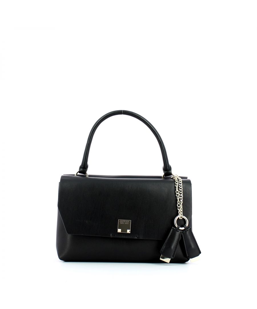 Image for Top Handle Bag Lenia Guess BLACK