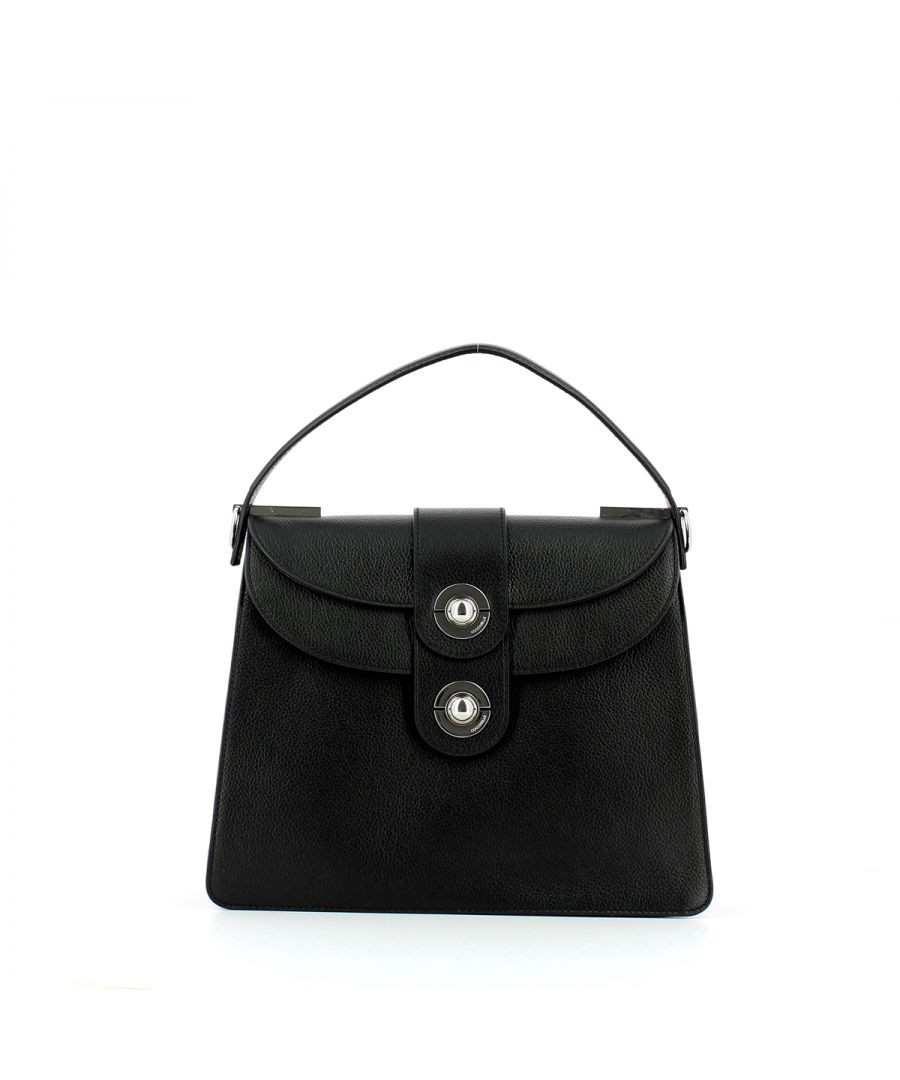 Image for Leila Medium handbag Coccinelle NOIR