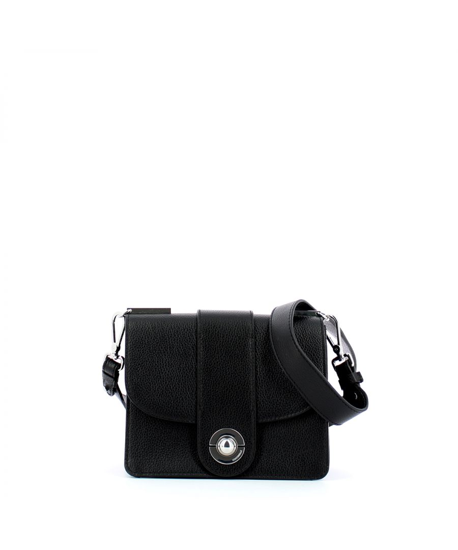 Image for Leila Mini crossbody bag Coccinelle NOIR