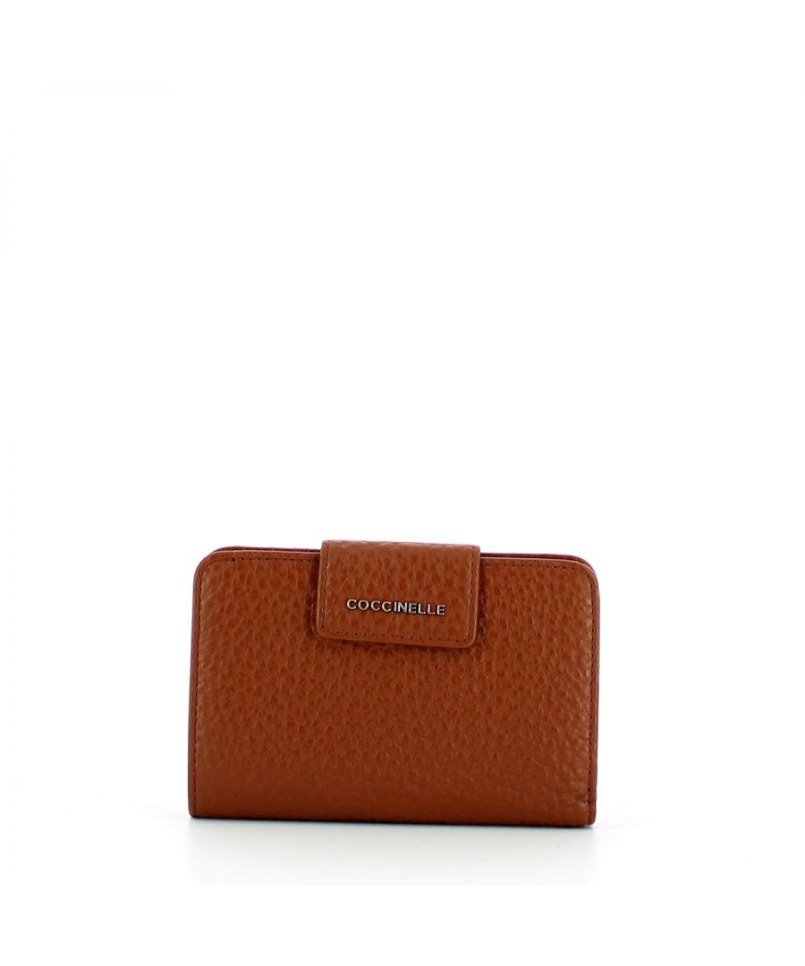 Image for Pocket wallet Metallic Truareg Coccinelle BRULE