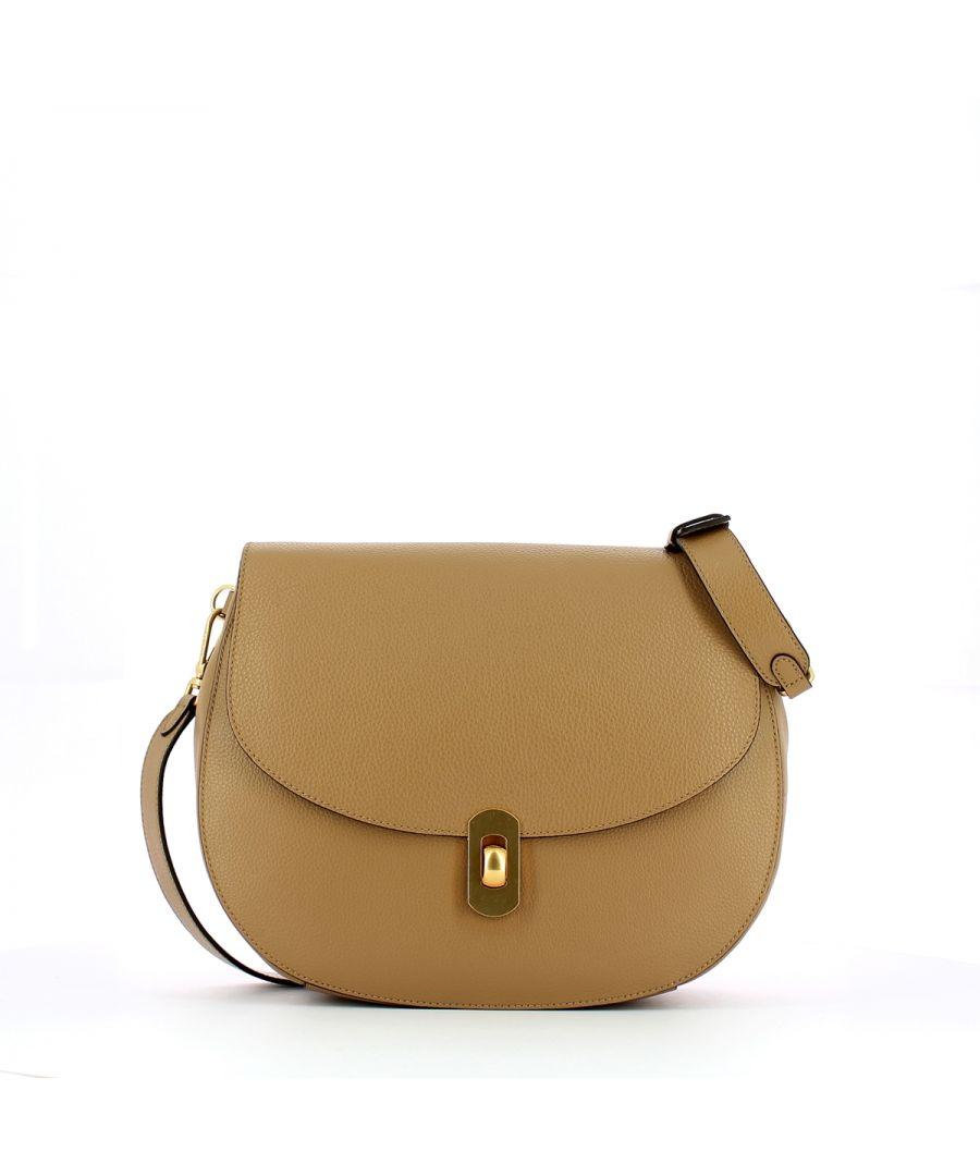 Image for Zaniah shoulderbag Medium Coccinelle DESERT