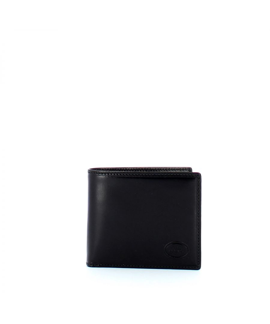 Image for Story Wallet with Coin Pouch The Bridge NERO