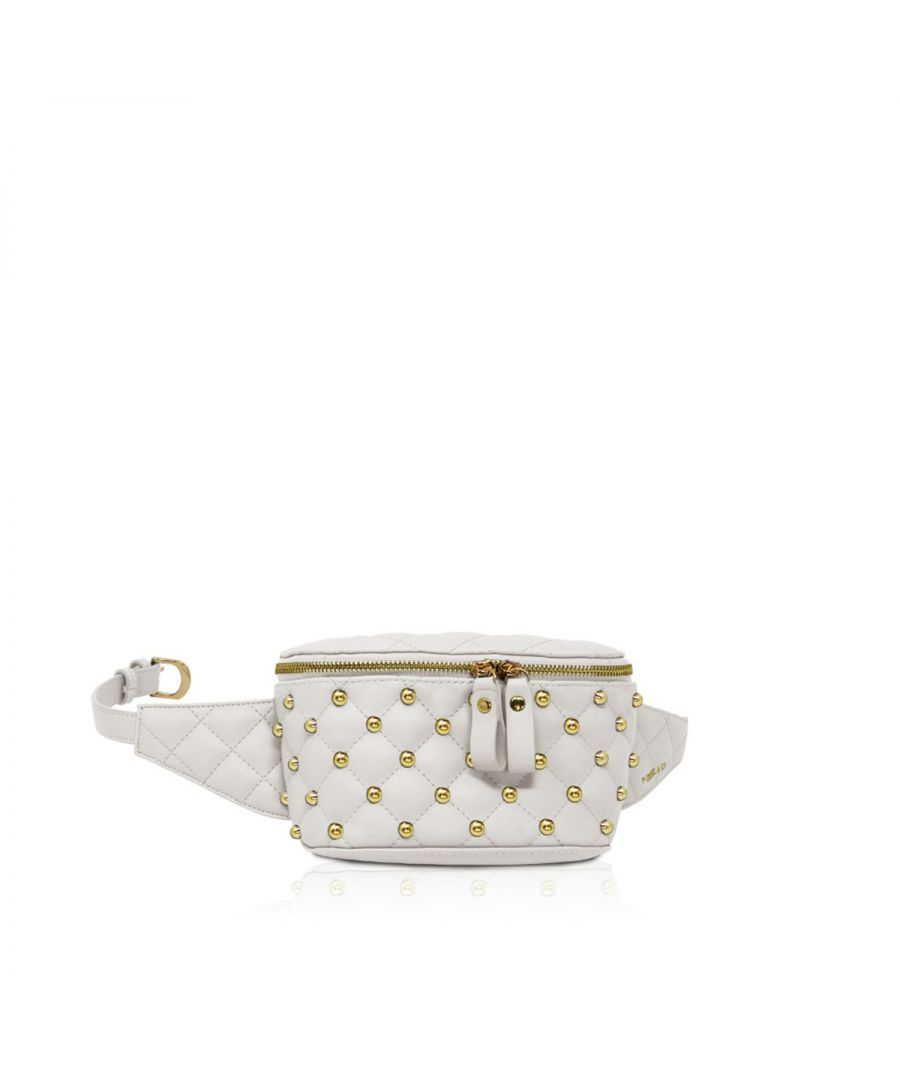 Image for Belt bag Cristina Pomikaki WHITE