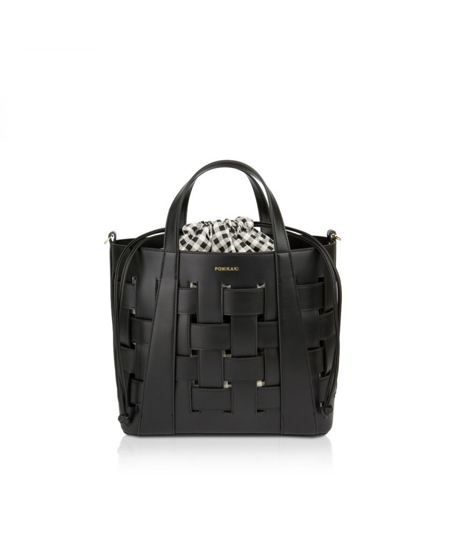 Image for Shopper Ester Pomikaki BLACK
