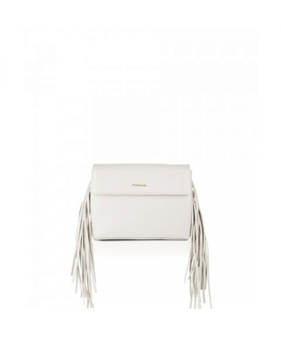 Image for Crossbody bag Kalì Pomikaki WHITE