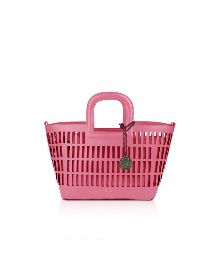 Image for Shopper Kirigami Pomikaki DARK PINK