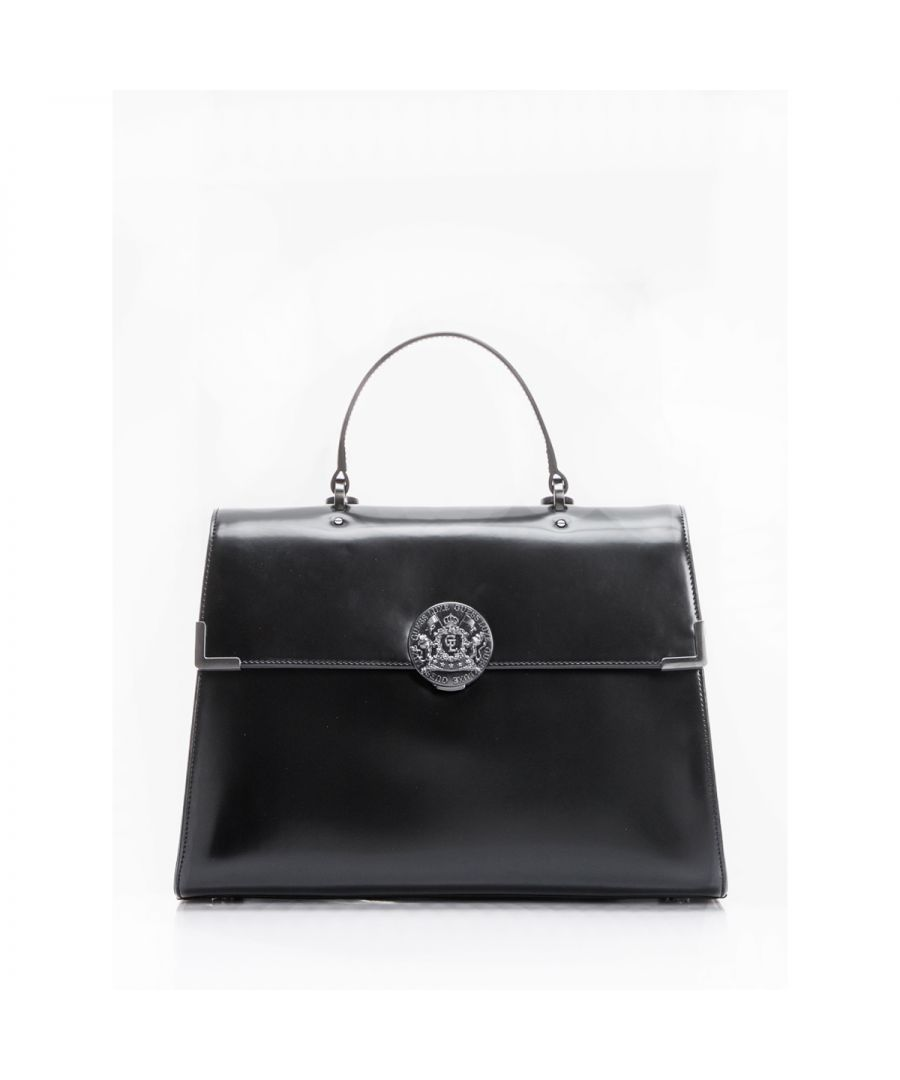 Image for Top Handle Bag Belle Guess Luxe BLACK
