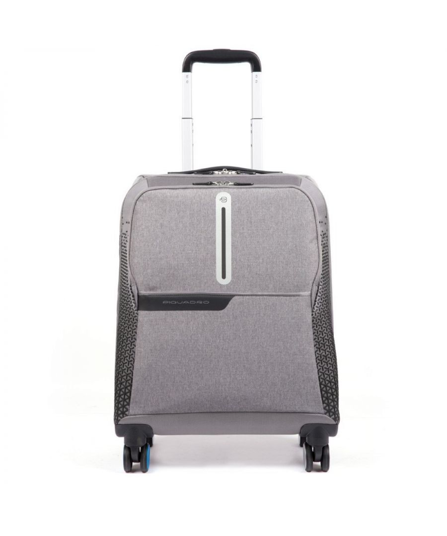 Image for Ultra Slim Coleos Cabin Case Piquadro GRIGIO