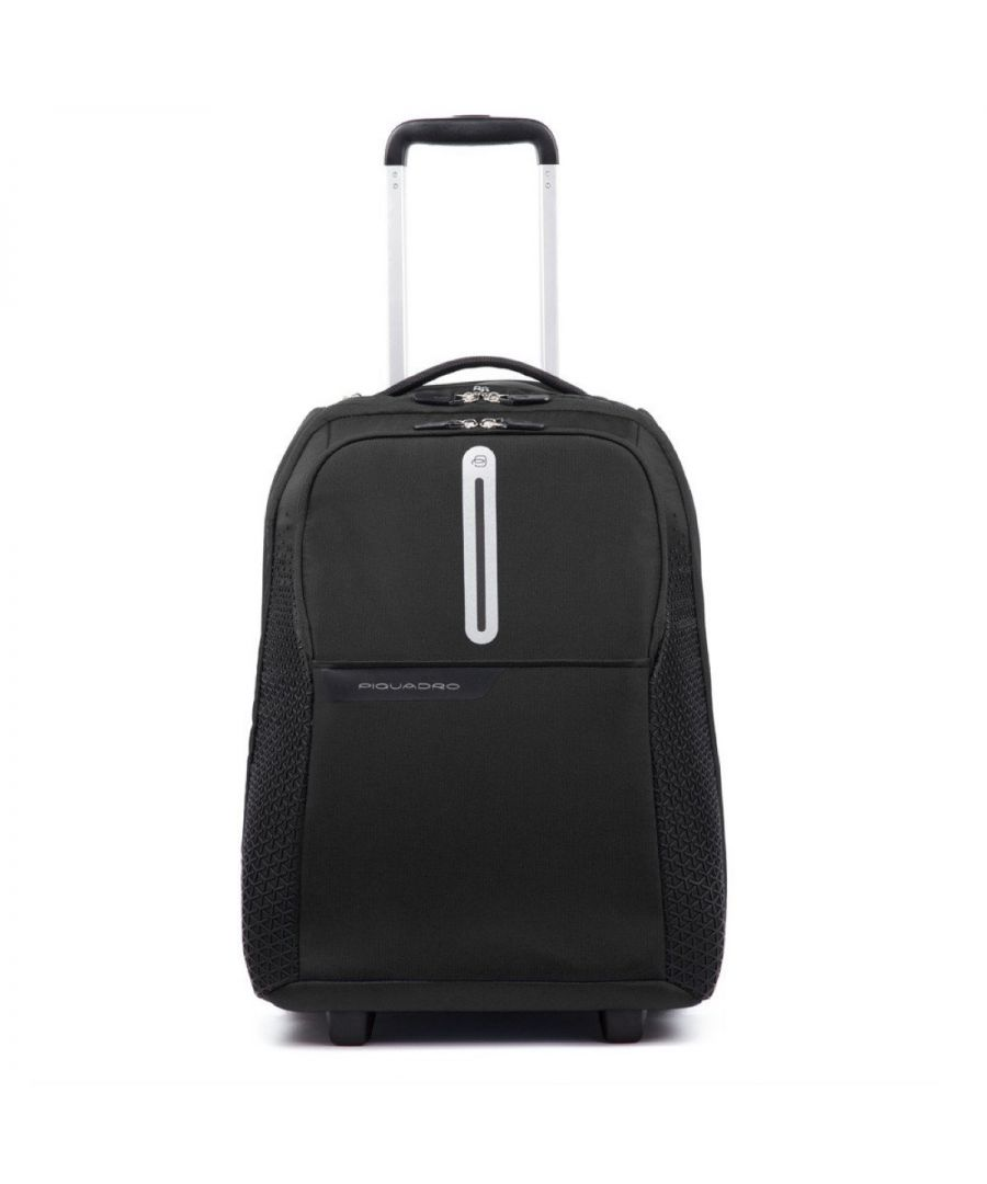 Image for Coleos Backpack Cabin case Piquadro NERO