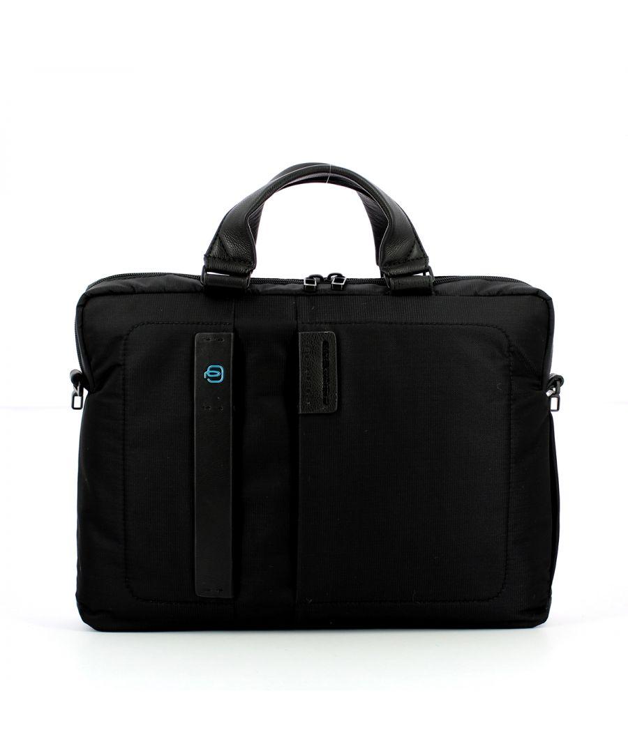 Image for Computer briefcase P16 Connequ 14.0 Piquadro CHEV NERO