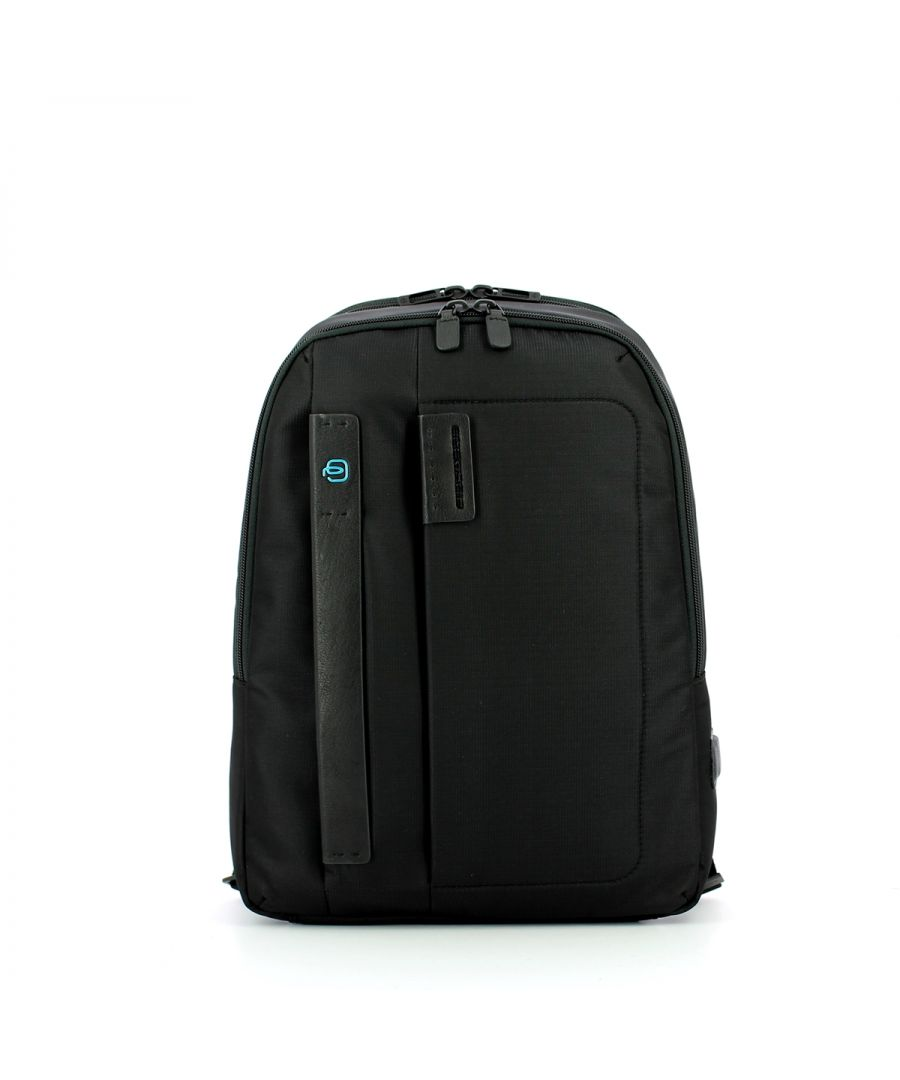Image for Computer Backpack P16 Connequ 14.0 Piquadro CHEV NERO