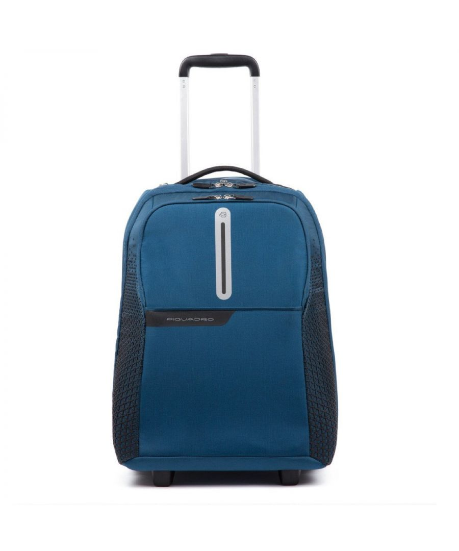 Image for Coleos Backpack Cabin case Piquadro BLU
