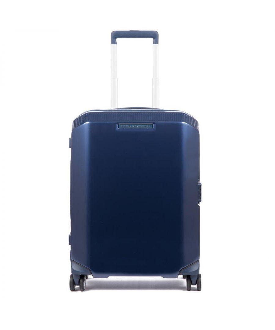 Image for Ultra Slim PiQ3 Cabin case Piquadro BLU