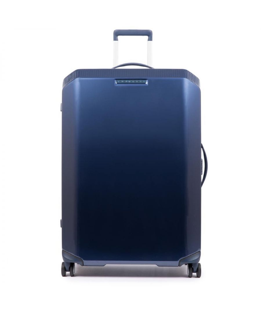 Image for Large trolley PiQ3 Piquadro BLU