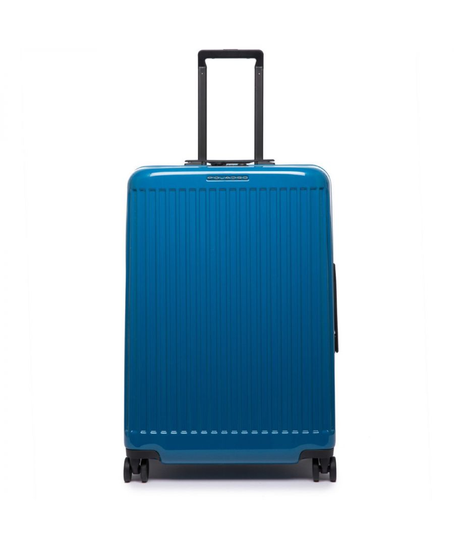 Image for Trolley Seeker Large Piquadro BLU