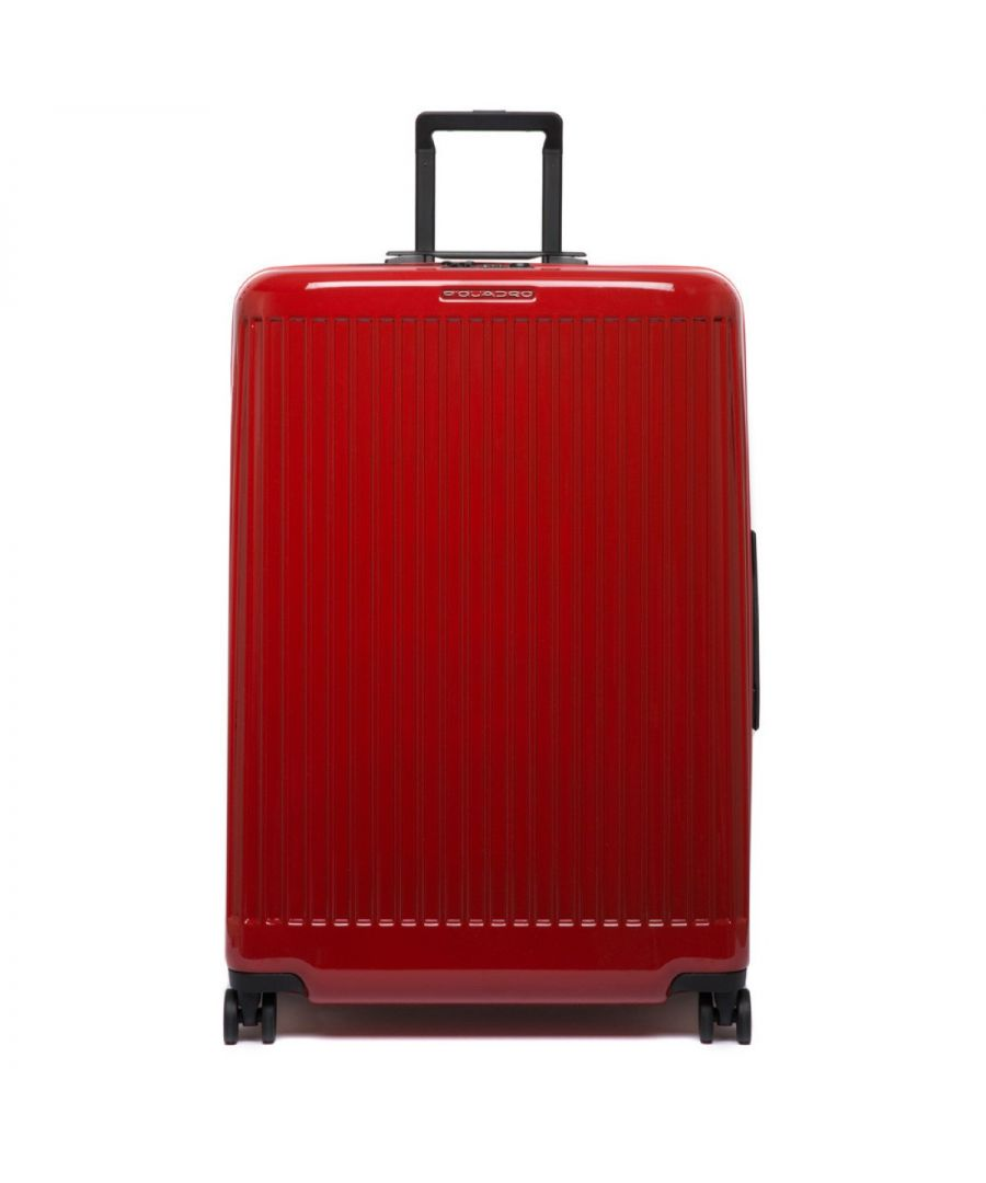 Image for Trolley Seeker Large Piquadro ROSSO