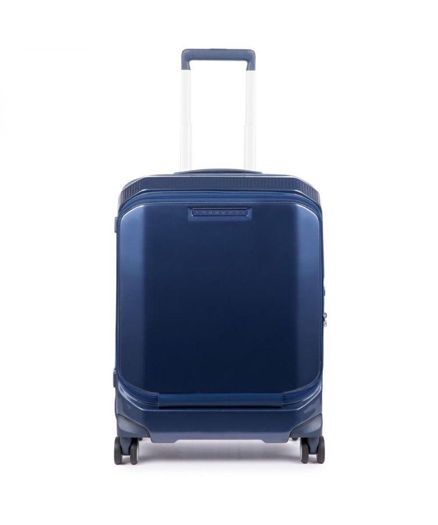 Image for PiQ3 Cabin Case with PC Holder Piquadro BLU