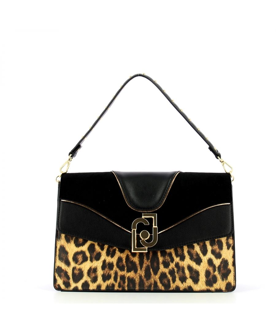 Image for Animalier Crossover Bag Liu Jo LEOPARDO MARRON