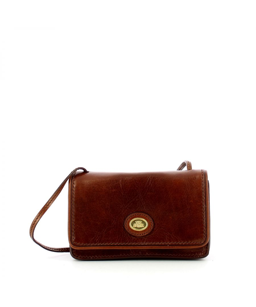 Image for Rustic crossbody bag Story The Bridge MARRONE TB 14