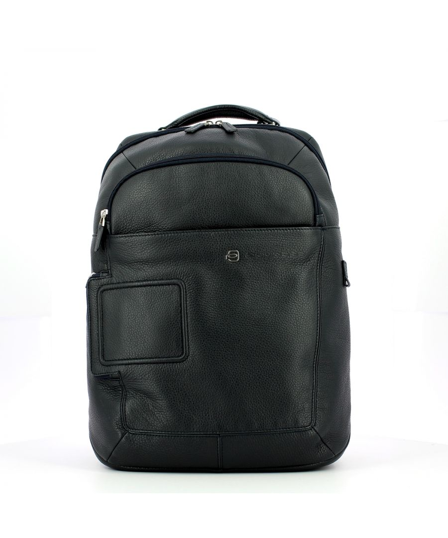 Image for Computer Backpack 15.6 Piquadro BLU