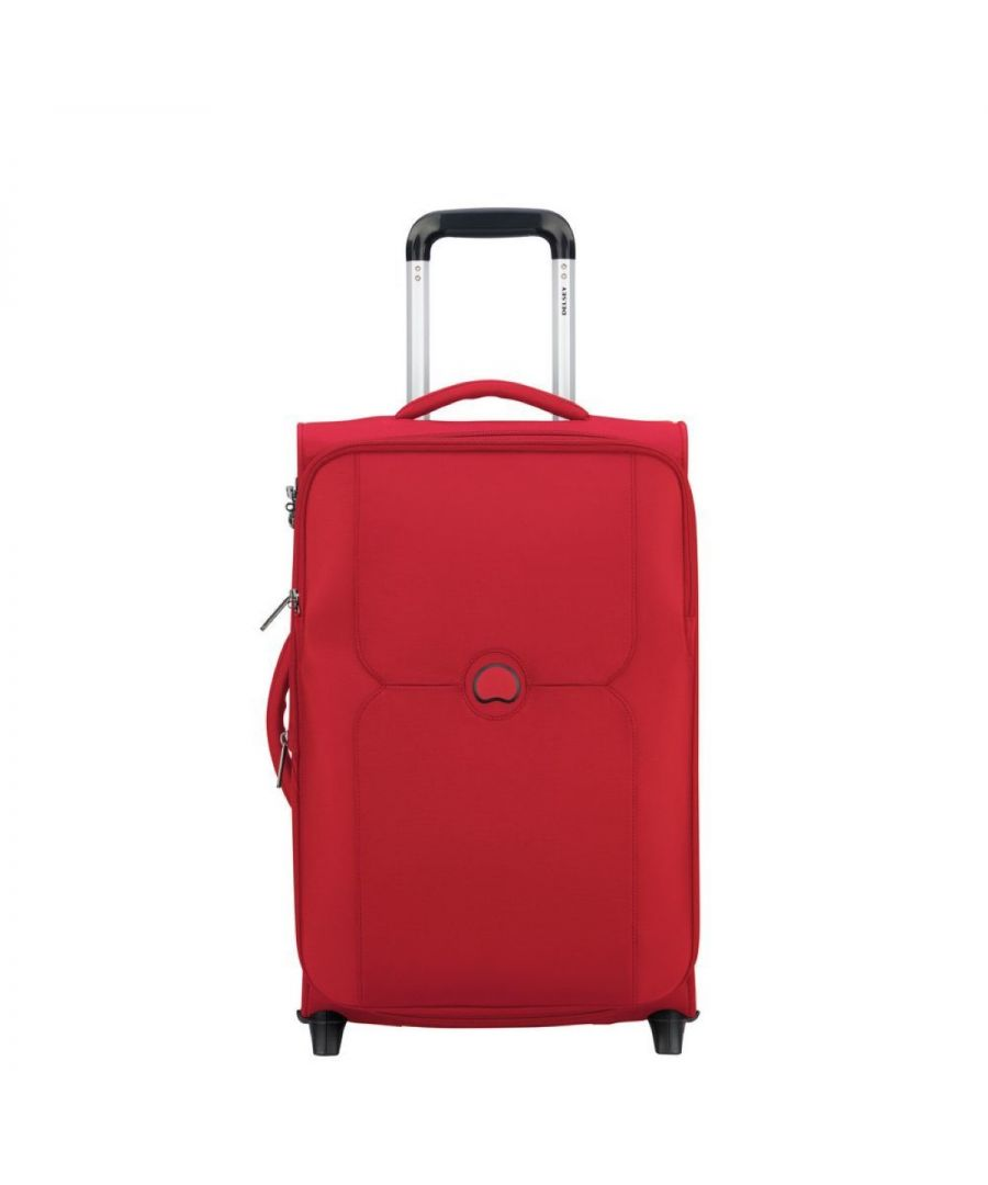 Image for Expandable Slim Cabin Case Mercure 55 cm Delsey ROSSO