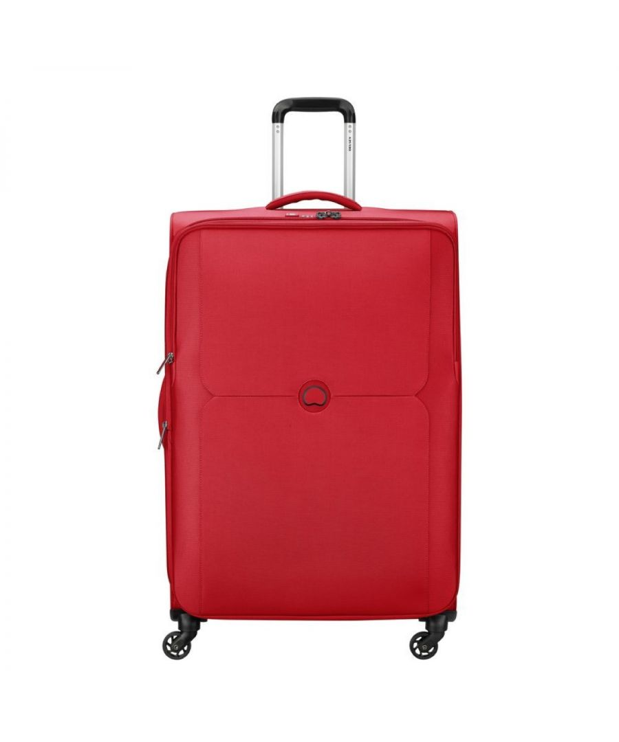 Image for Expandable Large Trolley Mercure 78 cm Delsey ROSSO