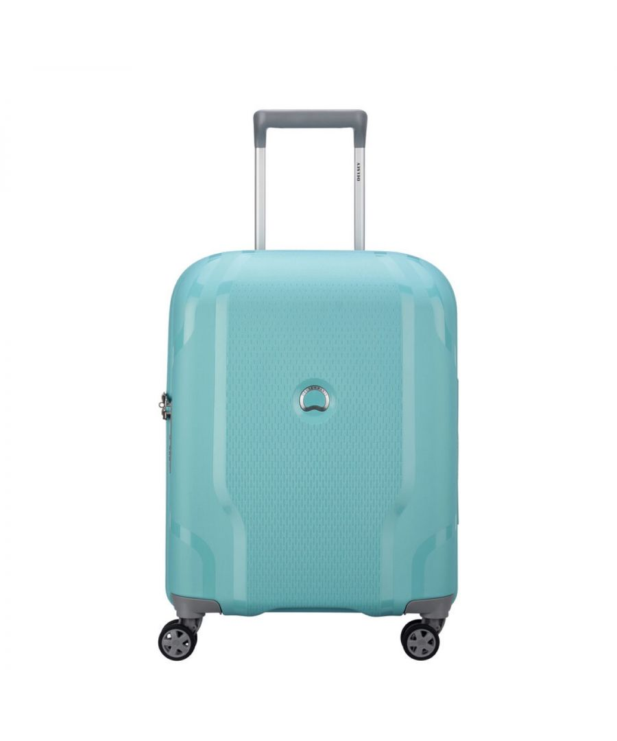 Image for Slim Cabin Case Clavel 55 cm Delsey BLU