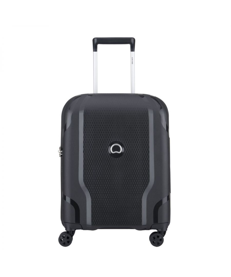 Image for Slim Cabin Case Clavel 55 cm Delsey NERO