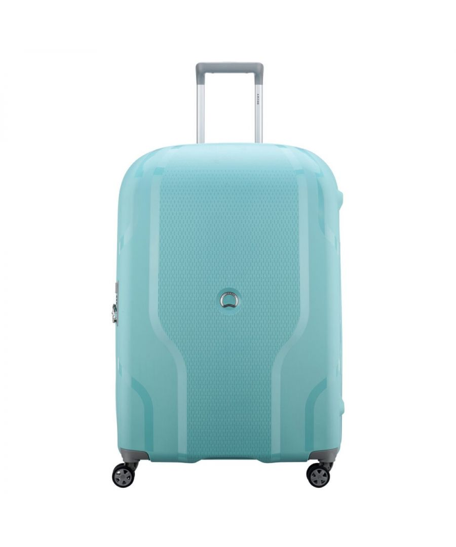 Image for Expandable Large Trolley Clavel 76 cm Delsey BLU